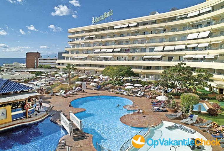 Aparthotel santa maria aanbiedingen op vakantie naar for Aparthotel bretagne