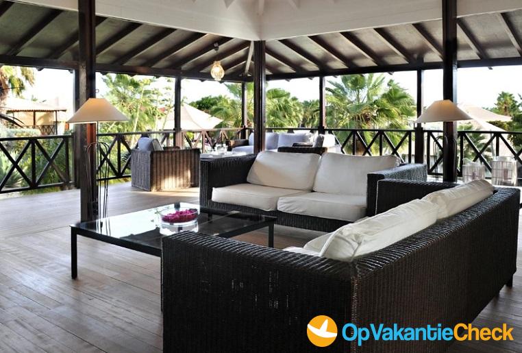 Bungalows villa 39 s papagayo beach resort aanbiedingen op vakantie naar jan thiel baai curacao - Centrale eiland prijzen ...