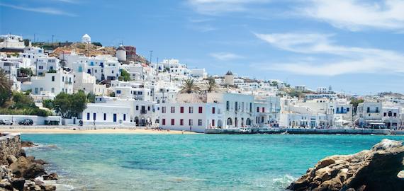vakantie mykonos 2019 - goedkoop naar griekenland (ook last minute)