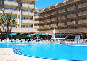 vakantie spanje riu hotel