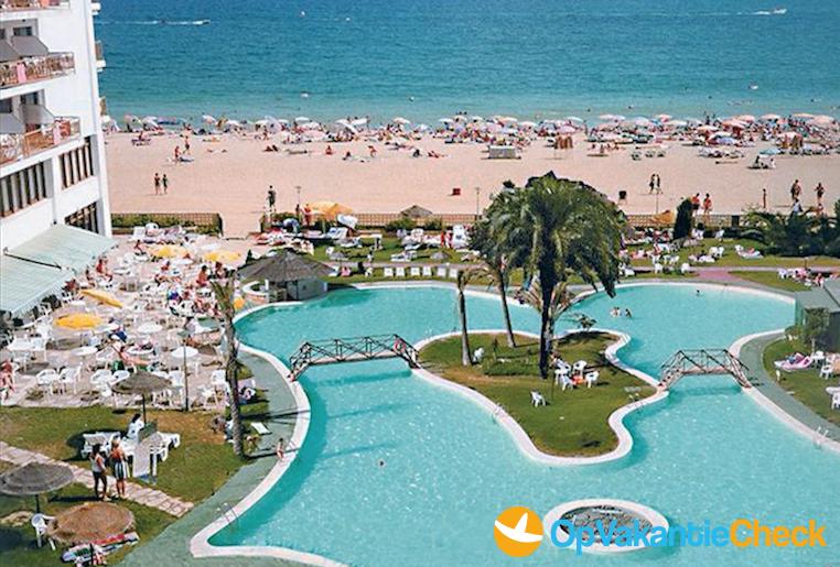 Hotel tahiti playa aanbiedingen op vakantie naar de for Zwembad thuis prijzen