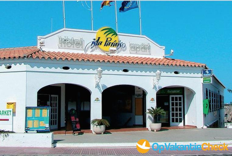 Aparthotel isla paraiso aanbiedingen op vakantie naar for Apart hotel bretagne
