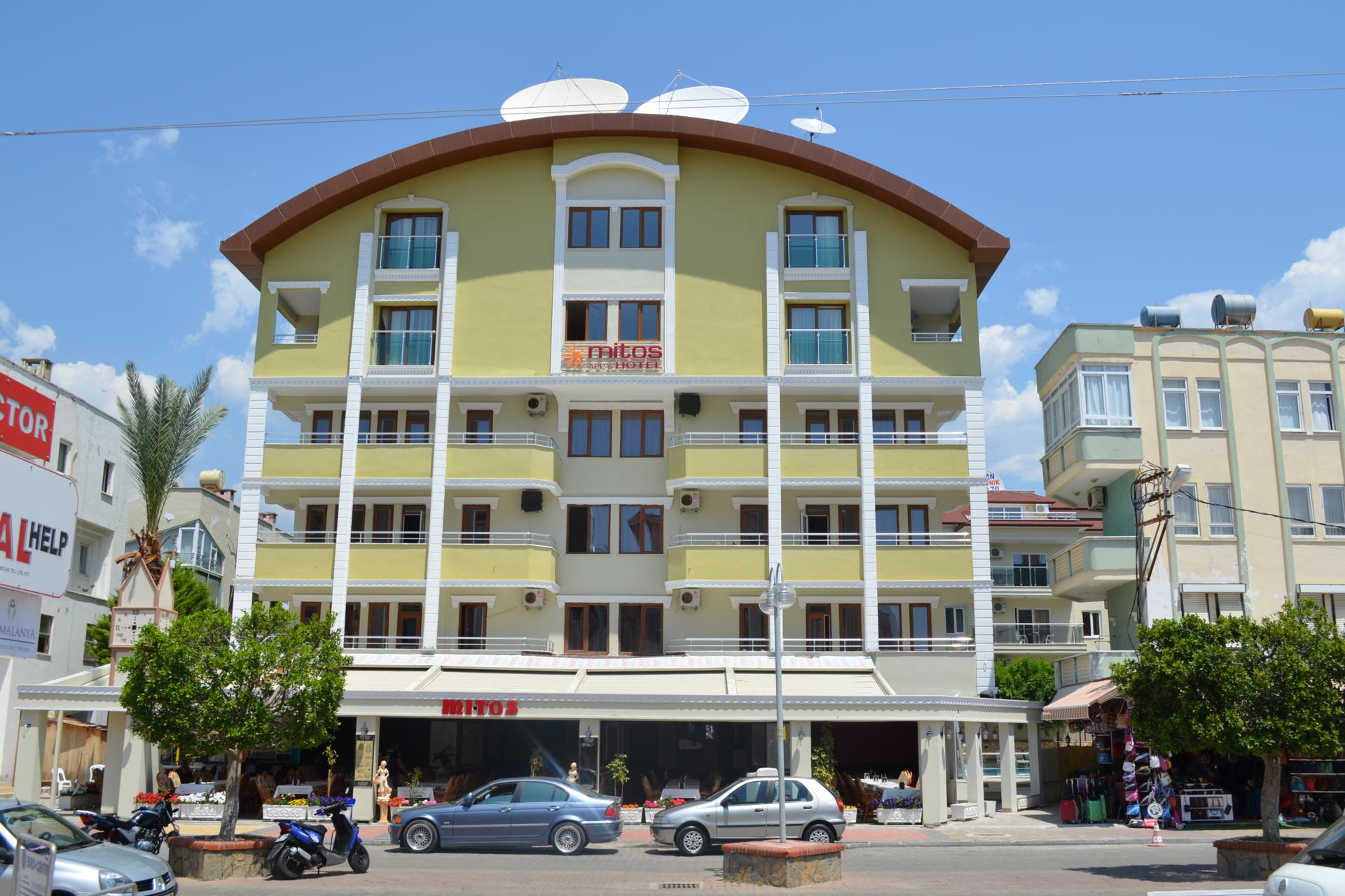appartement Mitos Alanya