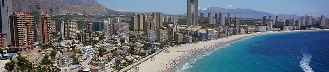 All-inclusive naar Benidorm